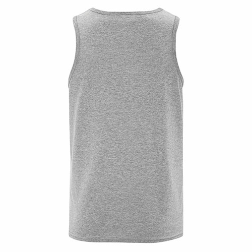 Custom Printed ATC1004 EVERYDAY COTTON TANK TOP - 0 - Back View | ThatShirt