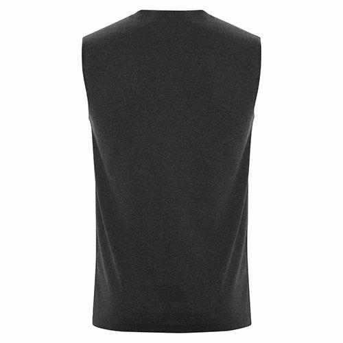 Custom Printed KOI TRIBLEND MUSCLE TANK - 0 - Back View   ThatShirt