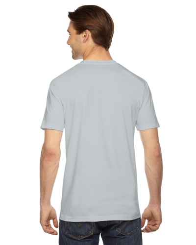 Custom Printed American Apparel 2001W Unisex Fine Jersey Short-Sleeve T-Shirt - 26 - Back View | ThatShirt