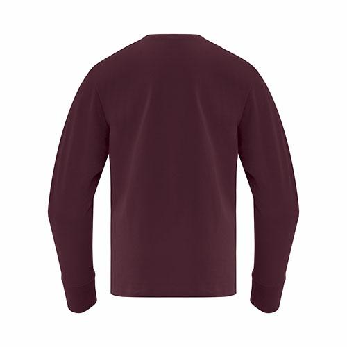 Custom Printed ATC 1015Y Everyday Cotton Long Sleeve Youth Tee - 5 - Back View   ThatShirt