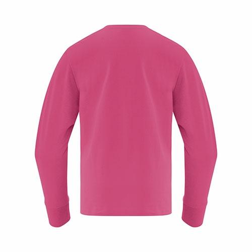 Custom Printed ATC 1015Y Everyday Cotton Long Sleeve Youth Tee - 11 - Back View | ThatShirt