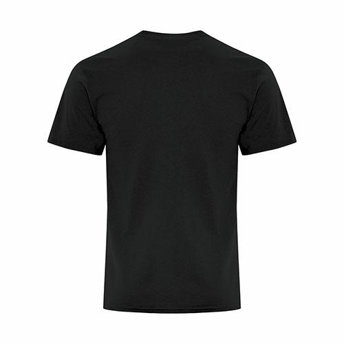 Custom Printed ATC 5050 Everyday Cotton Blend Tee - 1 - Back View   ThatShirt