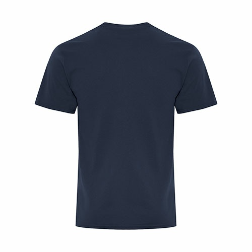 Custom Printed ATC 5050 Everyday Cotton Blend Tee - 5 - Back View | ThatShirt