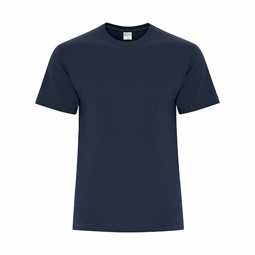 Custom Printed ATC 5050 Everyday Cotton Blend Tee - Front View | ThatShirt