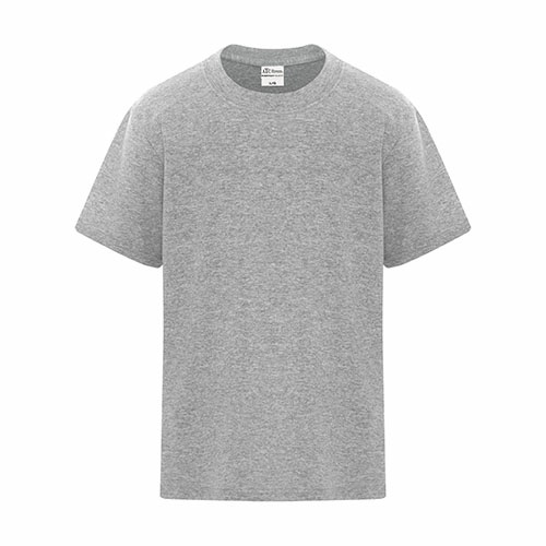 Custom Printed ATC5050Y Youth Everyday Cotton Blend Tee - Front View | ThatShirt