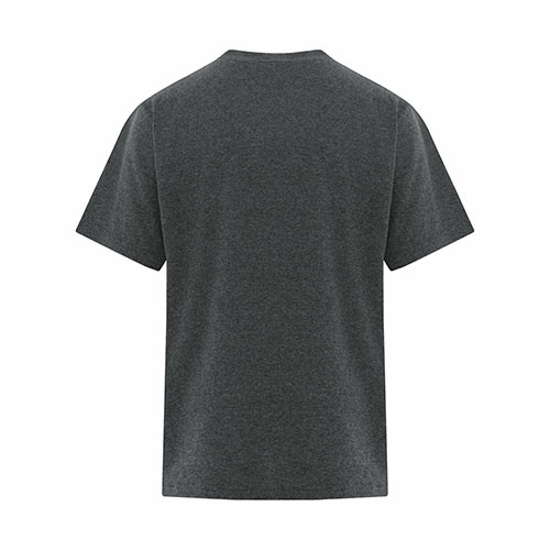 Custom Printed ATC5050Y Youth Everyday Cotton Blend Tee - 2 - Back View   ThatShirt