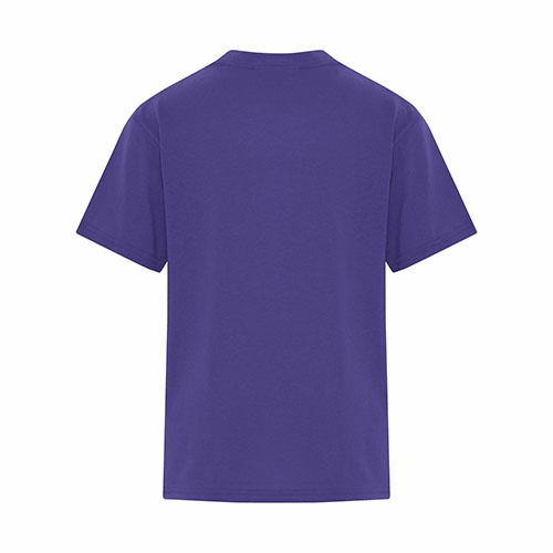 Custom Printed ATC5050Y Youth Everyday Cotton Blend Tee - 7 - Back View | ThatShirt