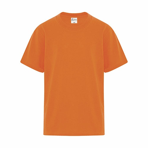 Custom Printed ATC5050Y Youth Everyday Cotton Blend Tee - Front View   ThatShirt