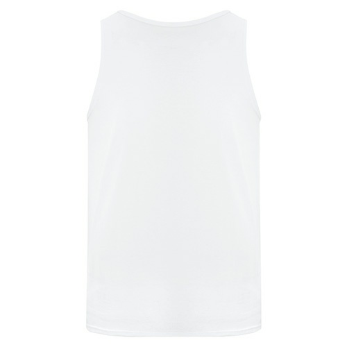 Custom Printed ATC8004 Eurospun Ring Spun Tank Top - 6 - Back View | ThatShirt
