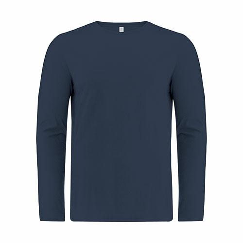 Custom Printed ATC8015 Eurospun Ring Spun Long Sleeve Tee - Front View | ThatShirt