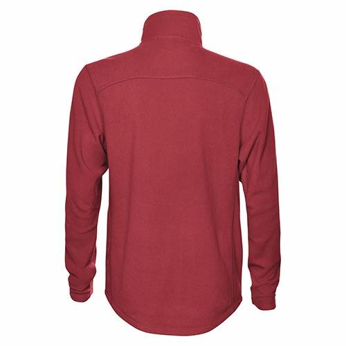 Custom Printed Coal Harbour Everyday Fleece Jacket J7502 - 3 - Back View | ThatShirt