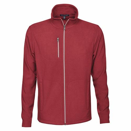 Custom Printed Coal Harbour Everyday Fleece Jacket J7502 - Front View | ThatShirt
