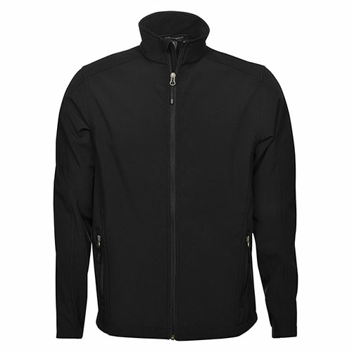 Custom Printed Coal Harbour J7603 Everyday Soft Shell Jacket - 3 - Front View | ThatShirt