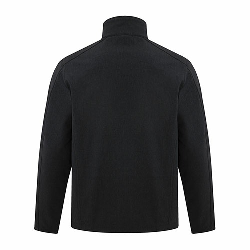 Custom Printed Coal Harbour J7603 Everyday Soft Shell Jacket - 0 - Back View | ThatShirt