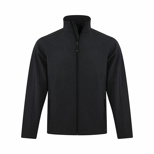 Custom Printed Coal Harbour J7603 Everyday Soft Shell Jacket - Front View | ThatShirt