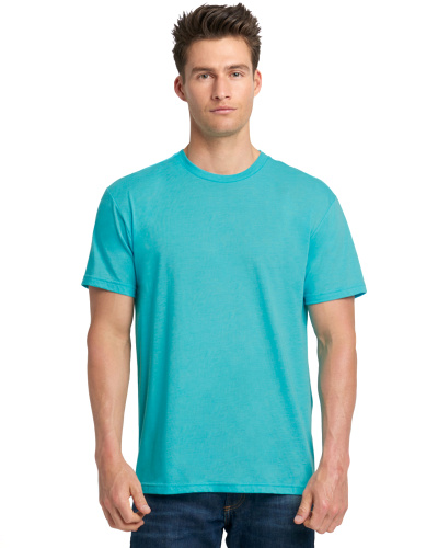 Custom Printed Next Level 6010 Premium Men's Triblend Crew - Front View | ThatShirt